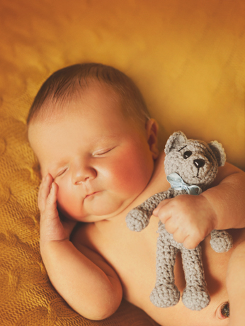 Bruno fotografia noworodkowa