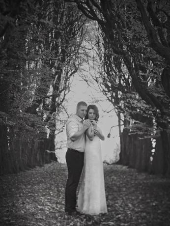Martyna+Tomek plener ślubny