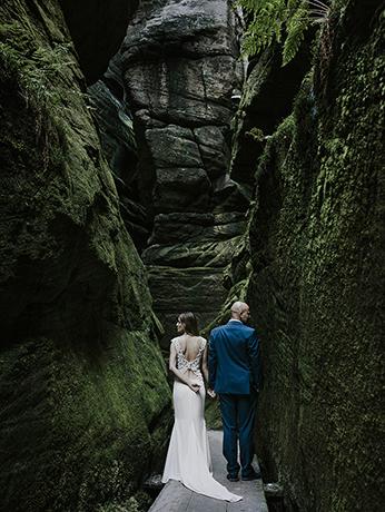 K+M reportaż ślubny