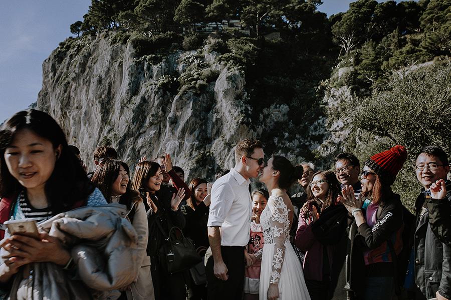 plener ślubny Włochy