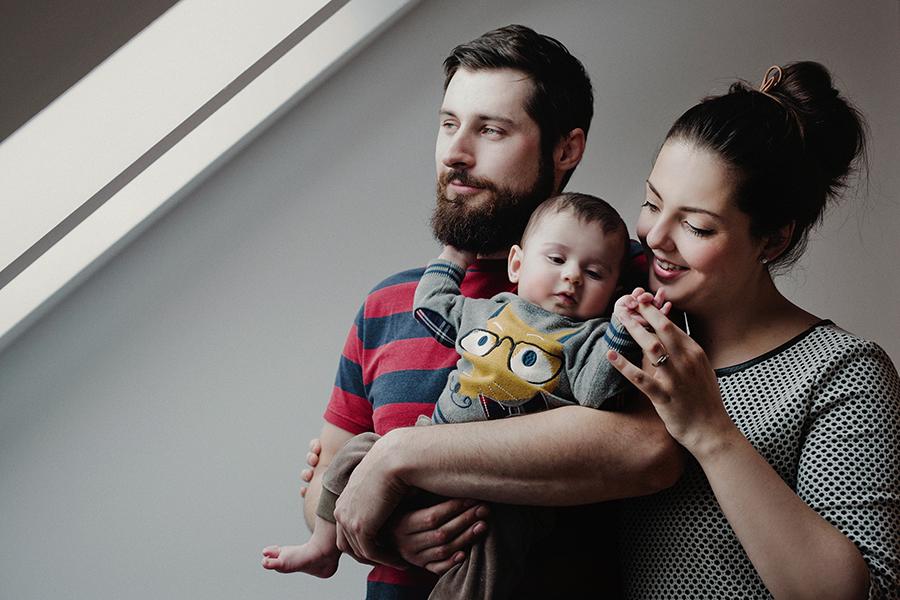 Sesja rodzinna fotografia rodzinna