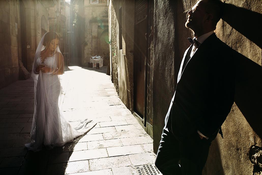 plener ślubny Hiszpania