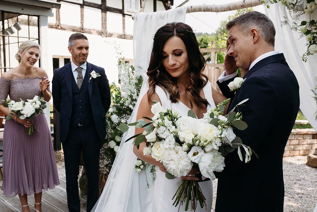 ślub plenerowy Polna Zdrój
