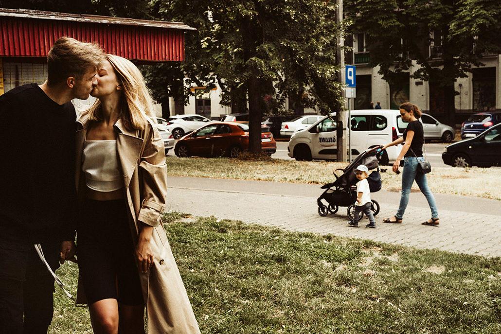 zdjęcia narzeczeńskie Warszawa